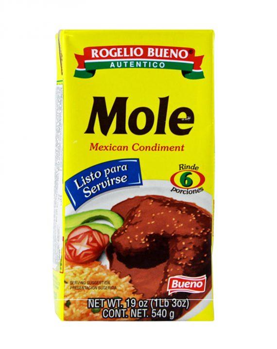 Red Mole Sauce / Mole rojo-0