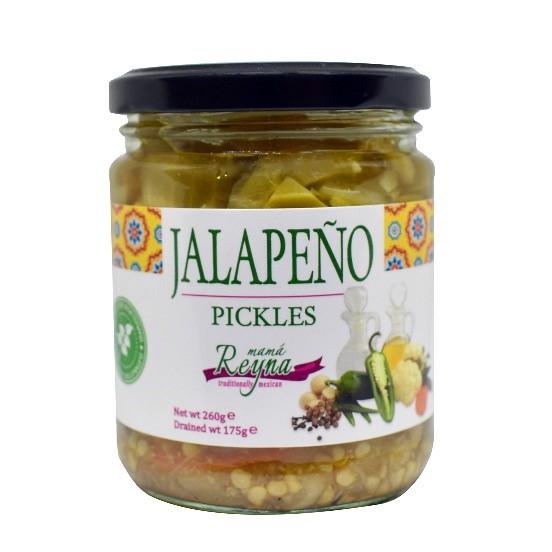 Jalapeños Pickles Mama Reyna