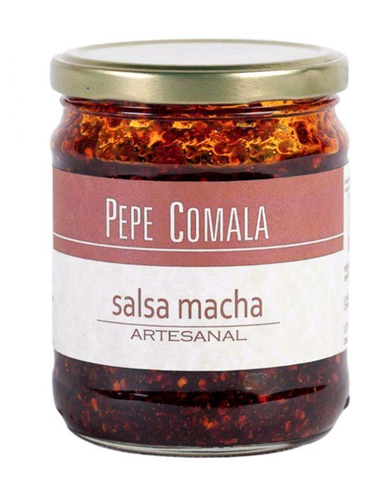 Macha Sauce / Salsa Macha-0