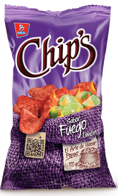 Chip's Fuego Limon-0