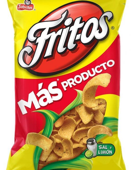 Fritos Salt & Lime Flavour-0