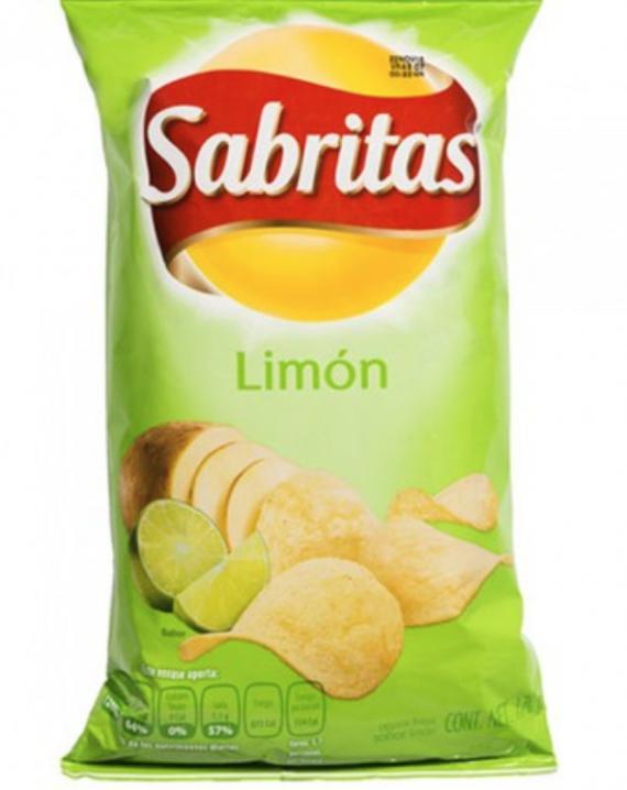 Sabritas Limon-0