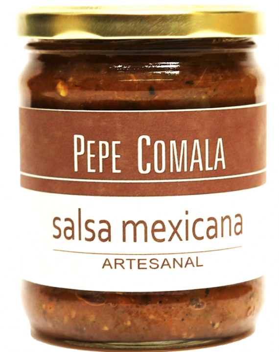 Mexican Salsa / Salsa mexicana -0