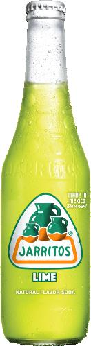 Jarritos Lime Flavour / Sabor Limon-0