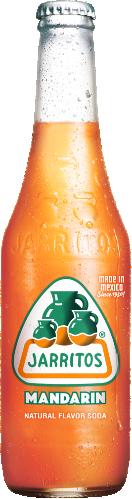 Jarritos Mandarin Flavour / Sabor mandarina-0