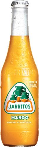Jarritos Mango Flavour / Sabor mango-0