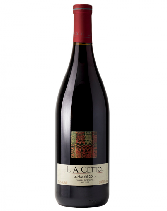 LA.Cetto - Zinfandel Red-0