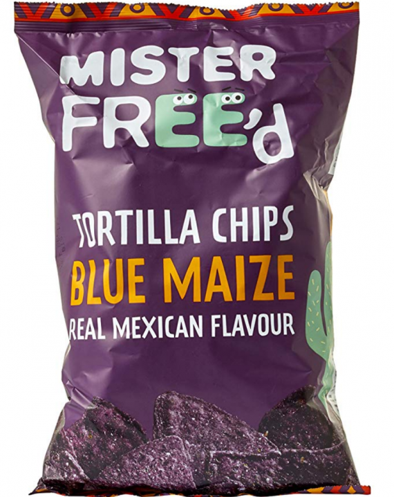 Tortilla Chips With Blue Maize-0