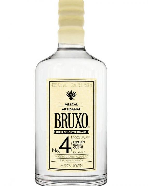 Bruxo no.4 - Espadin barril-0