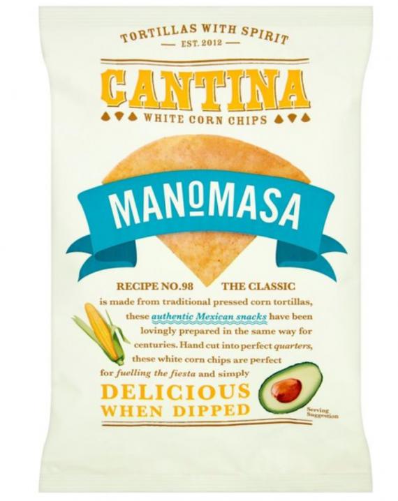 Tortilla Chips - Cantina White Corn Chips-0