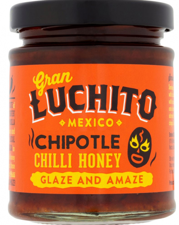 Smoked Chipotle Honey Salsa-0