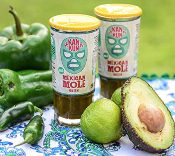 Mexican Green Mole-782