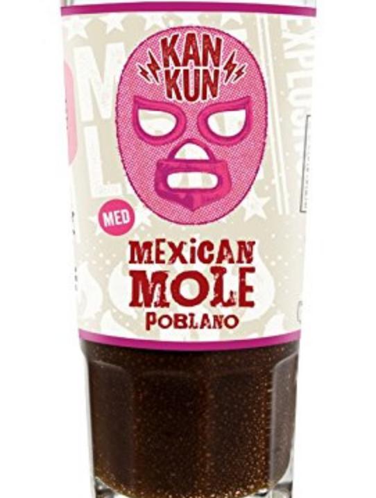 Mexican Mole Poblano-0