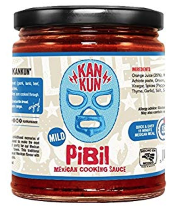 Pibil Mexican Cooking Sauce-0