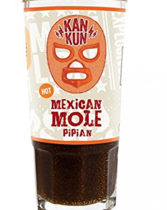 Mexican Pipian Mole-0