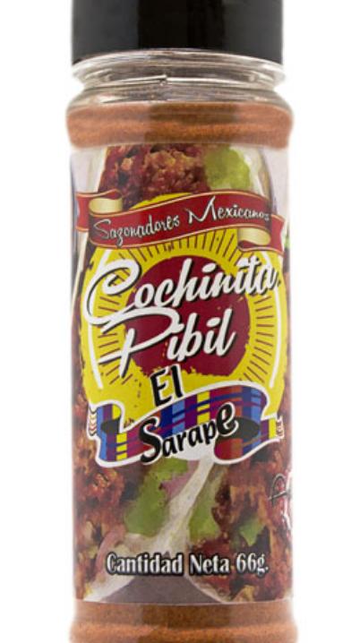 Cochinita Pibil Seasoning / Sazonador Cochinita Pibil-0