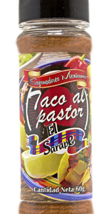 Taco al pastor seasoning / Sazonador Taco al Pastor -0