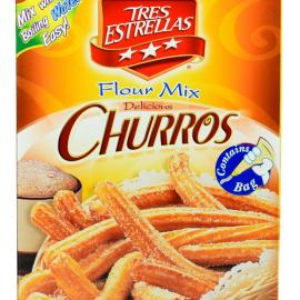 Churros & Pancake Flour