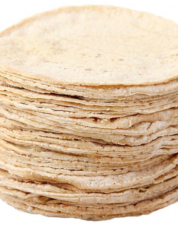 Fresh White Corn Tortilla-0