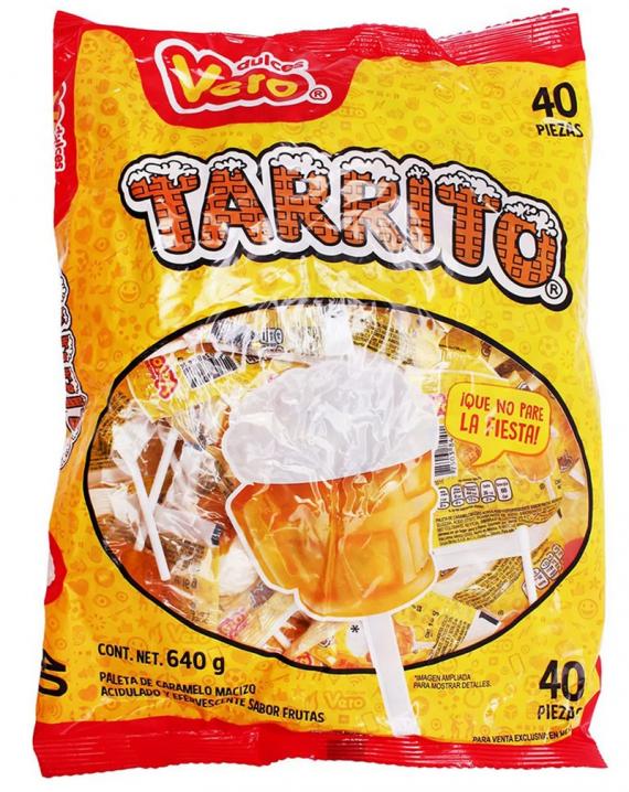 Vero Tarrito Lollipop - Paleta Vero Tarrito-0