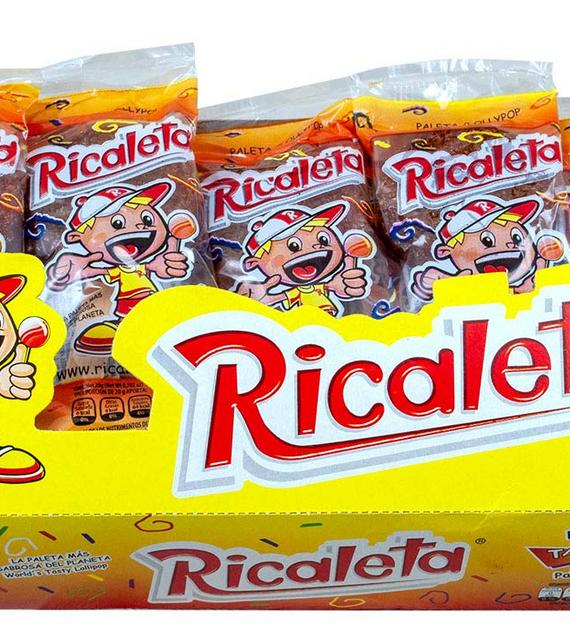 Ricaletas Tamarind Flavored Caramel lollipop-1293