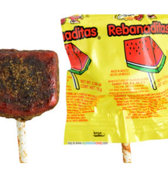 Vero Rebanaditas Watermelon Spicy Lollipop-1288