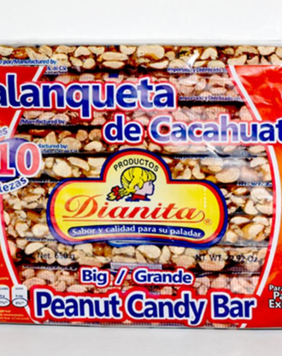"Peanut Candy Bar ""Palanqueta"" / Palanqueta de cacahuate-0"