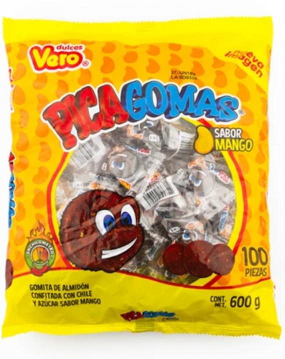 Pica Gomas Mango Flavor-0