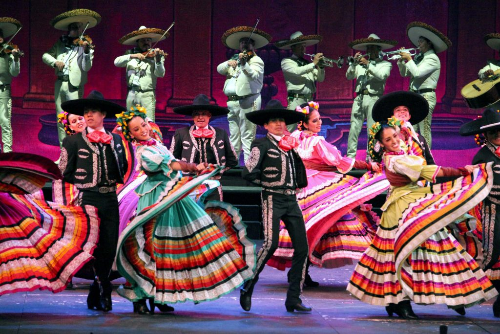 Jarabe Tapatio, Folk Mexican Dance